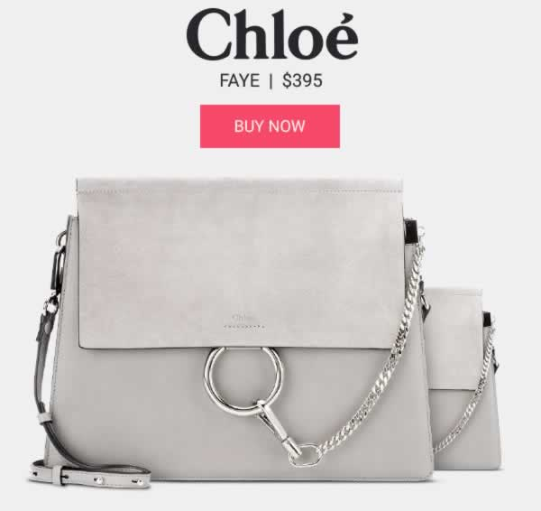 Chloe Faye Bag Replica